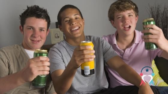 Warning Signs of Underage Drinking