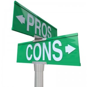 pros and cons parenting