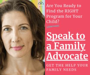 Speak to an At-Risk Youth Family Advisor