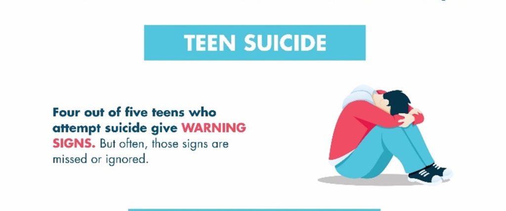 Teen Suicide Statistics 2020