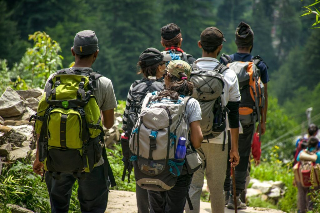Residential treatment option: wilderness therapy