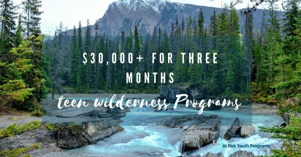 The Cost of Wilderness Programs for ADHD Teens